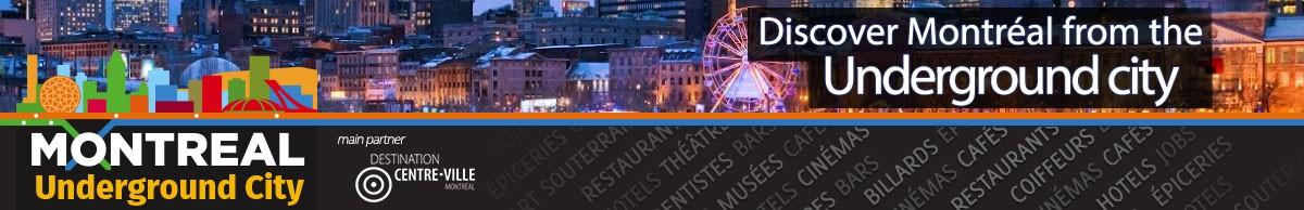 Montréal Underground City